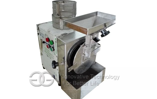 Small Stainless Steel Grinder/Mill Machine for Oily Materials