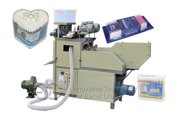 Automatic Cotton Swab Making and Packing Production Line