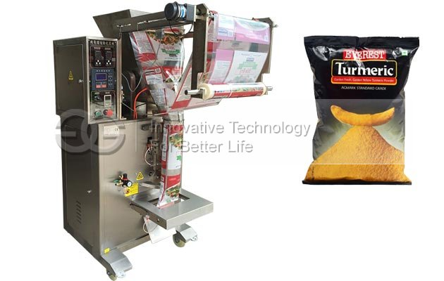Automatic Spices Powder Pouch Packing Machine for Sale