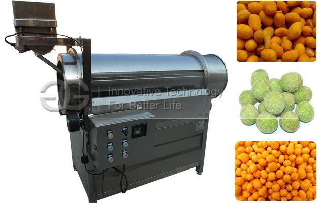 Single Drum Chips Flavoring Machine