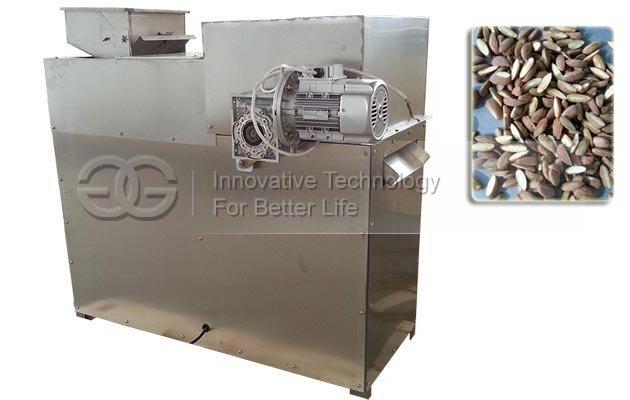 High Efficiency Peanut Almond Strip Cutting Machine|Peanut Strip Cutting Machine