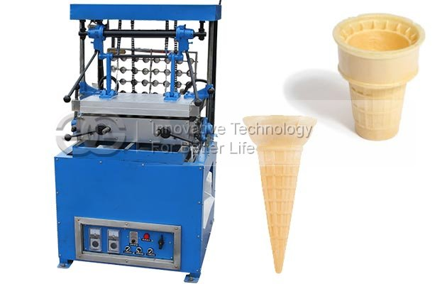 Commercial Ice Cream Cone Machine