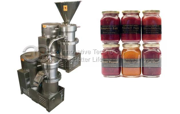 Fruit Jam Grinder Machine|Dates Paste Grinding Machine