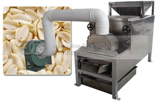Peanut Half Cutting Machine|Cocoa Bean Cutter Machine for Sale