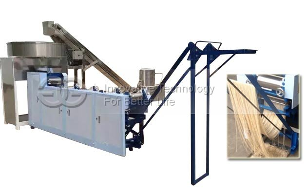 Small Scale Dry Noodles Processing Machine Line
