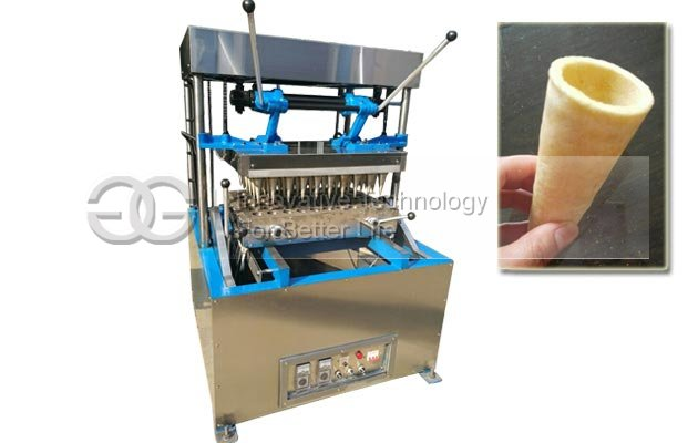 60 Head Pizza Cone Making Machine