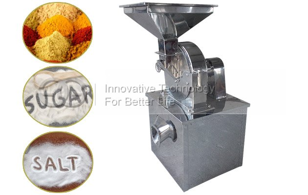 <b>Industrial Salt Grinder Machine for Sale</b>