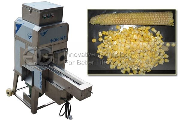 Fresh Corn Threshing Machine