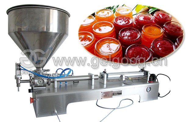 Fruit Jam Filling Machine|Tomato Sauce Packing Machine