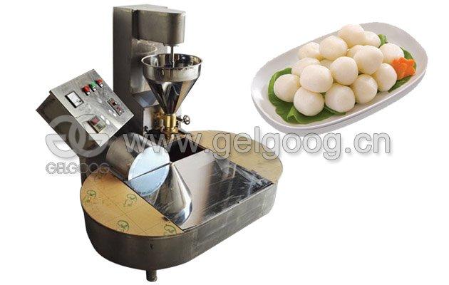 Automatic Stuffed Fish Ball Making Machine