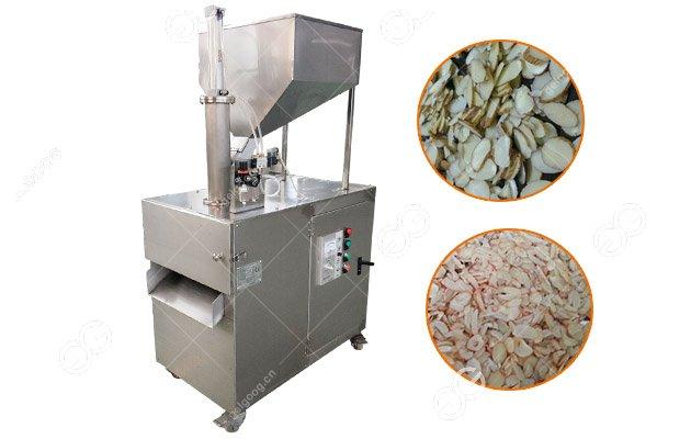 Stainless Steel Peanut Slicing Machine Pistachio Slicer