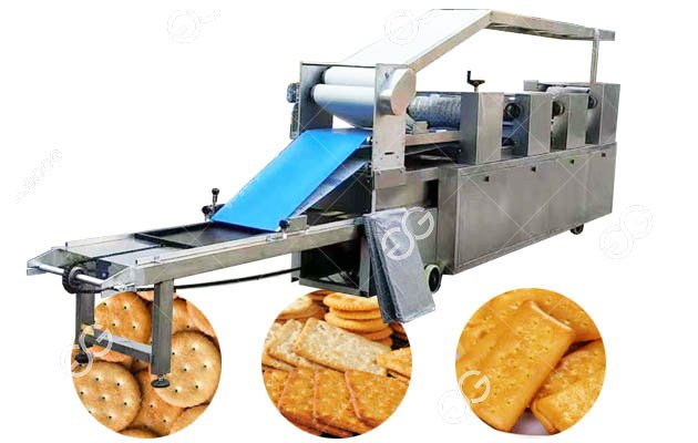 Small Scale Biscuit Making Machine Solution Price