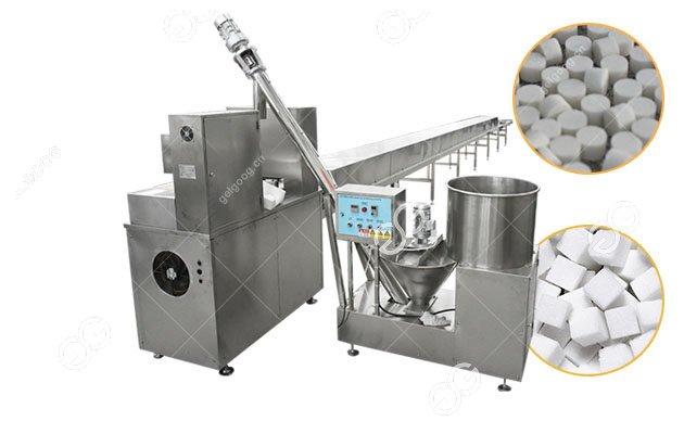 High Quality Sugar Cube Making Machine Full Automatic