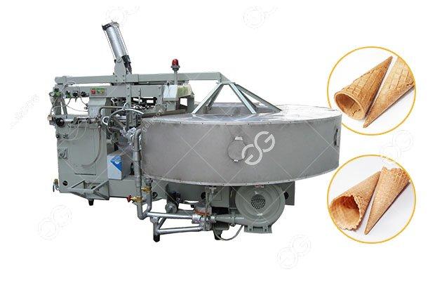 Gelgoog Automatic Ice Cream Cone Baking Machine 2500pcs/h