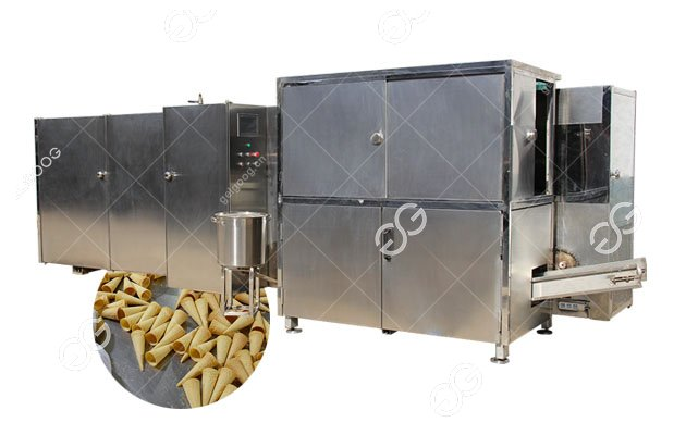 Industrial Sugar Cone Baking Machine for Sale GGDCL-37