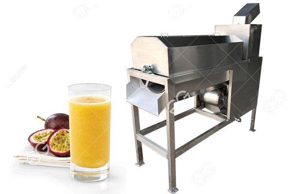 Automatic Passion Fruit Juice Making Machine|Extraction Machine