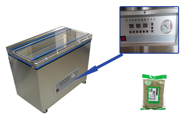 Tea Leaf Vacuum Packing Machine