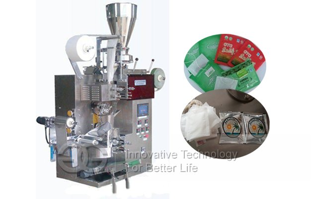 Double Layer Tea Packaging Machine