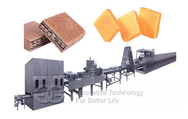 GG-27 Fully-Automatic Wafer Gas Production line