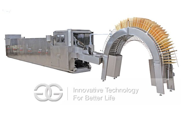 39 Molds Wafer Processing Machines