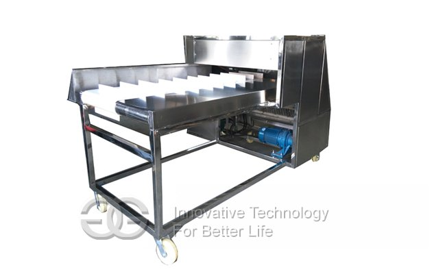 Commercial Vegetable Root Cutting Machine