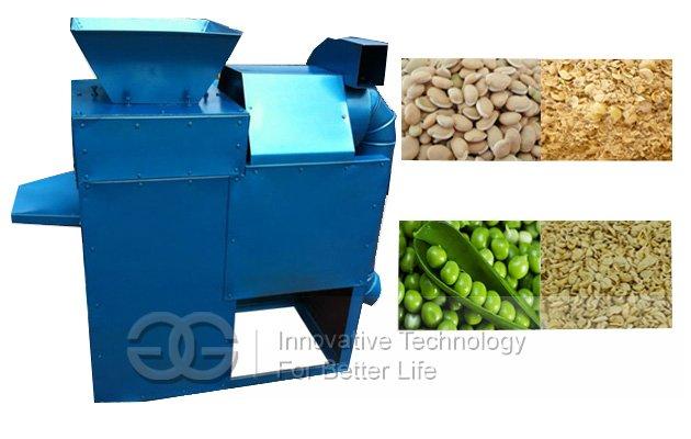 Multifunctional Popular Bean Peeling Machine With Low Price