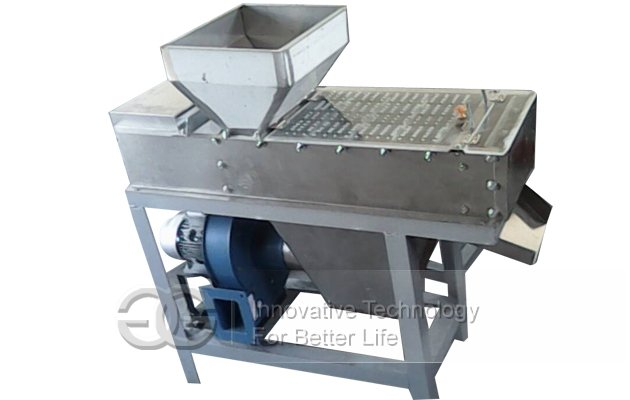 Dry Type Red Coated Peanut Peeling Machine For Sale