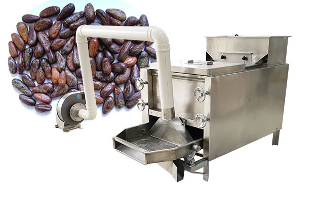 Cocoa Bean Peeler Machine/Roasted Cocoa Bean Peeling Machine