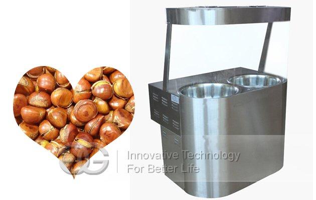 Electric Chestnut Roasting Machine