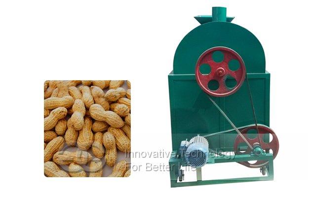 Small Capacity Hot Sale Peanut Roaster Machine