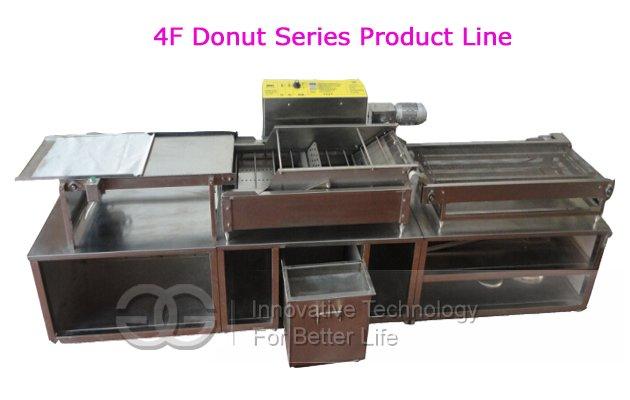 4F Donut Making Line