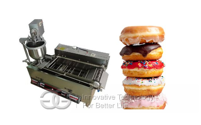 Gas Automatic Donuts Fryer