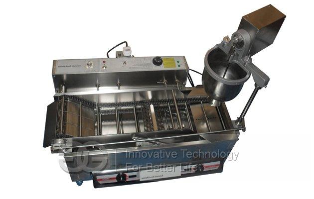 Electric Donut Frying Machine