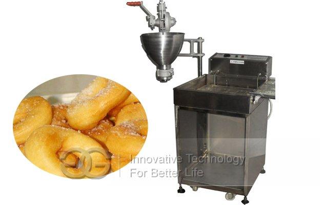 Vertical Donut Fryer CE Certificate Hot Sale