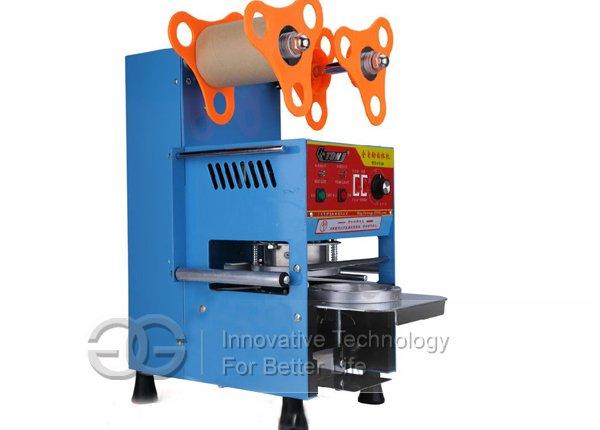 Automatic Milk Tea Sealing Machine