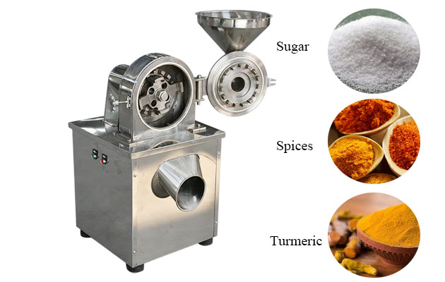 Industrial Sugar Grinding Machine|Spice Grinding Pulverizer for Sale