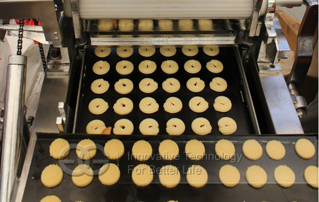 Wire Cutting Cookies Machine