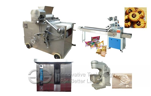 High capacity Cookie production line
