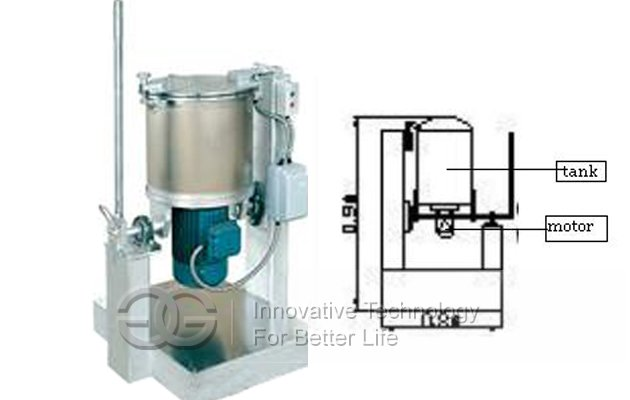 Wafer Biscuit Grinding Machine