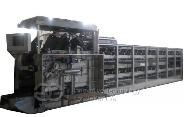 Wafer Biscuit Baking Oven