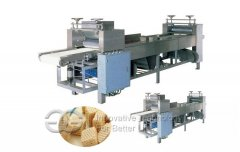 Waffle Ice Cream Spreading Machine