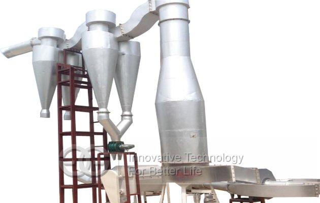 Starch and Flour Drying Machine