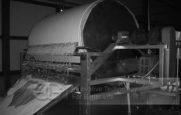 Vacuum Starch Flour Dehydrator Machine