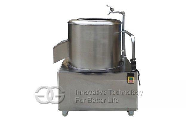 Potato Washing and Peeling Machine High Quality