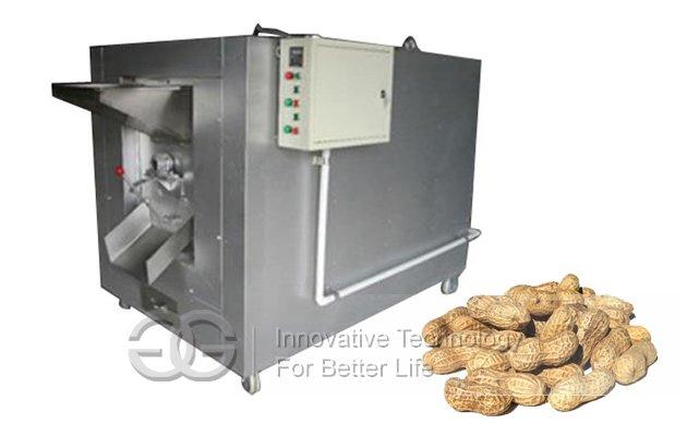 Multi-purposes Peanut Drum Roasting Machine