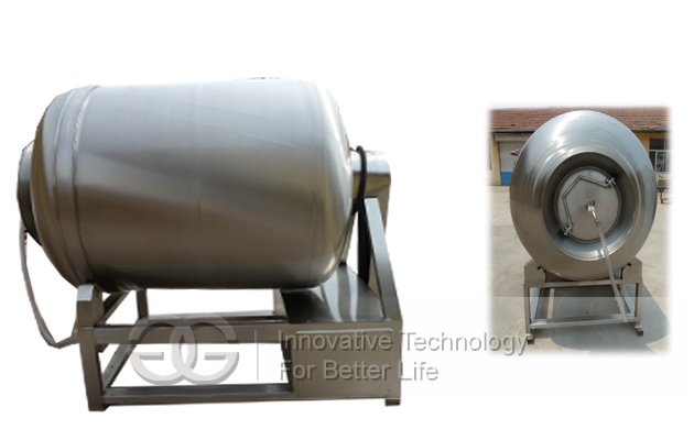 Vacuum Roll Kneading Machine