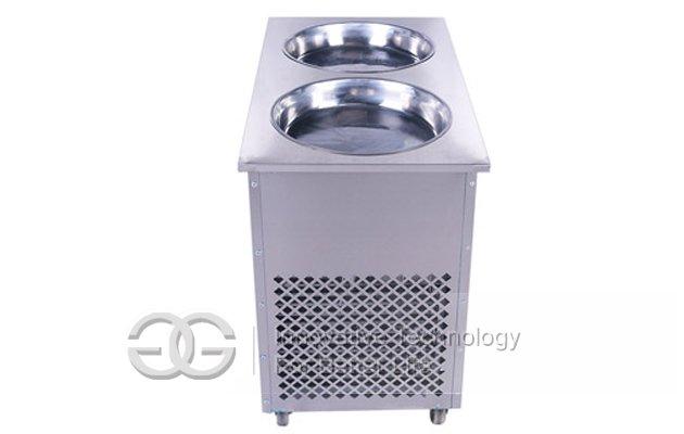 Ice Cream Frying Machine
