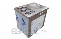 Milk Ice Cream Roll Fryer
