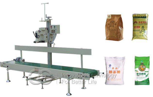 Semi-automatic Bag Sewing Machine