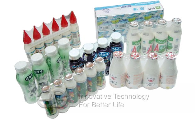 Beer Heat shrink Packaging Machine|Bottle Shrink Wrapping Machine